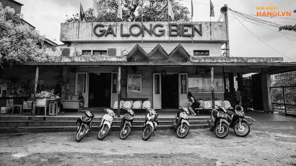 Ga Long Biên – Địa Điểm Sống Ảo Đẹp Ở Hà Nội