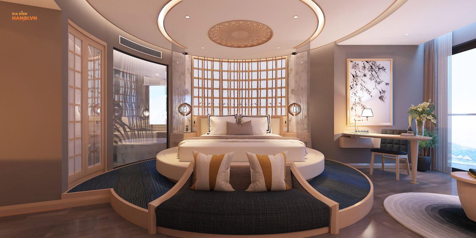 Khách sạn hiện đại Hà Nội