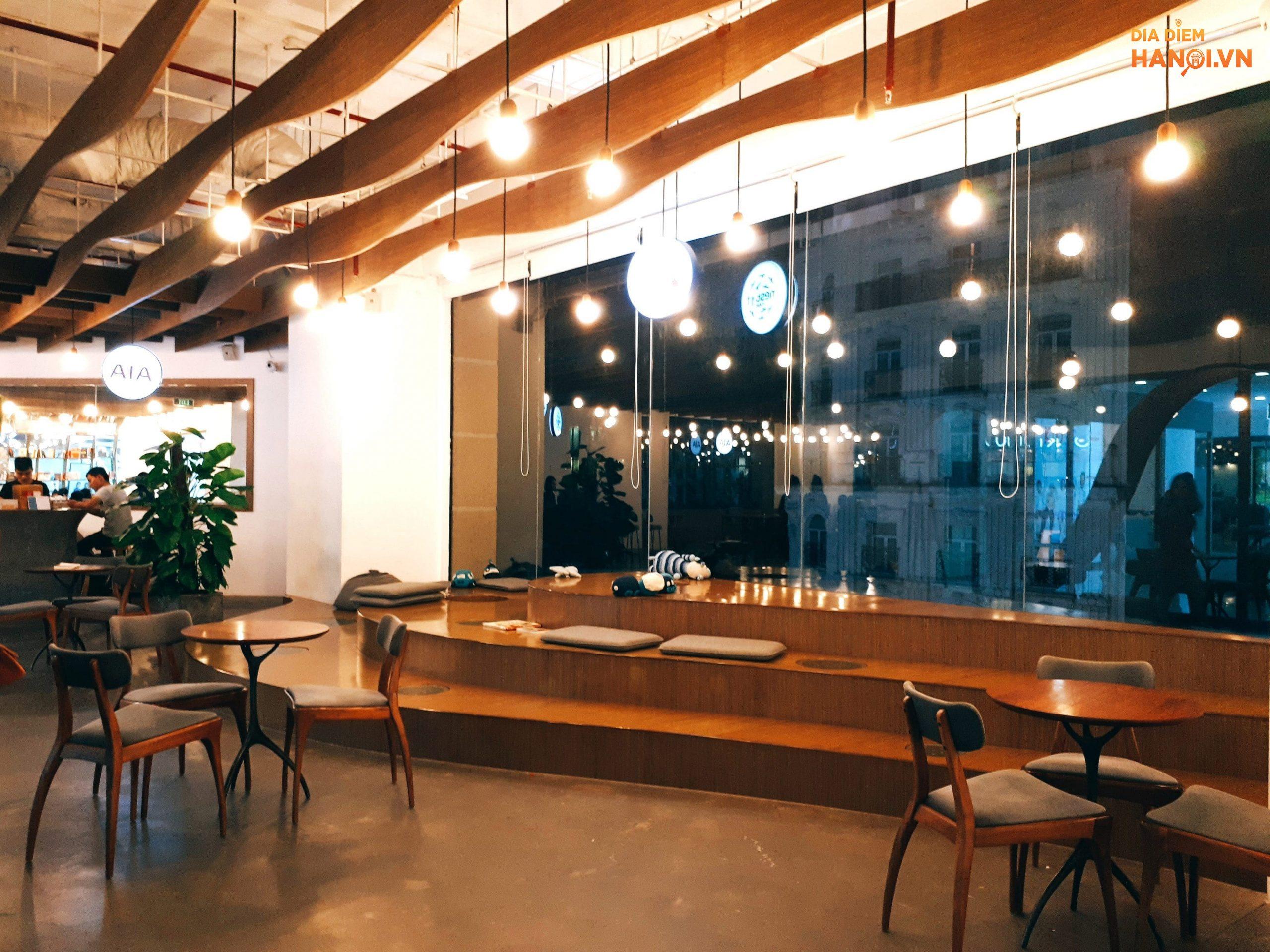 Work Cafe Hanoi