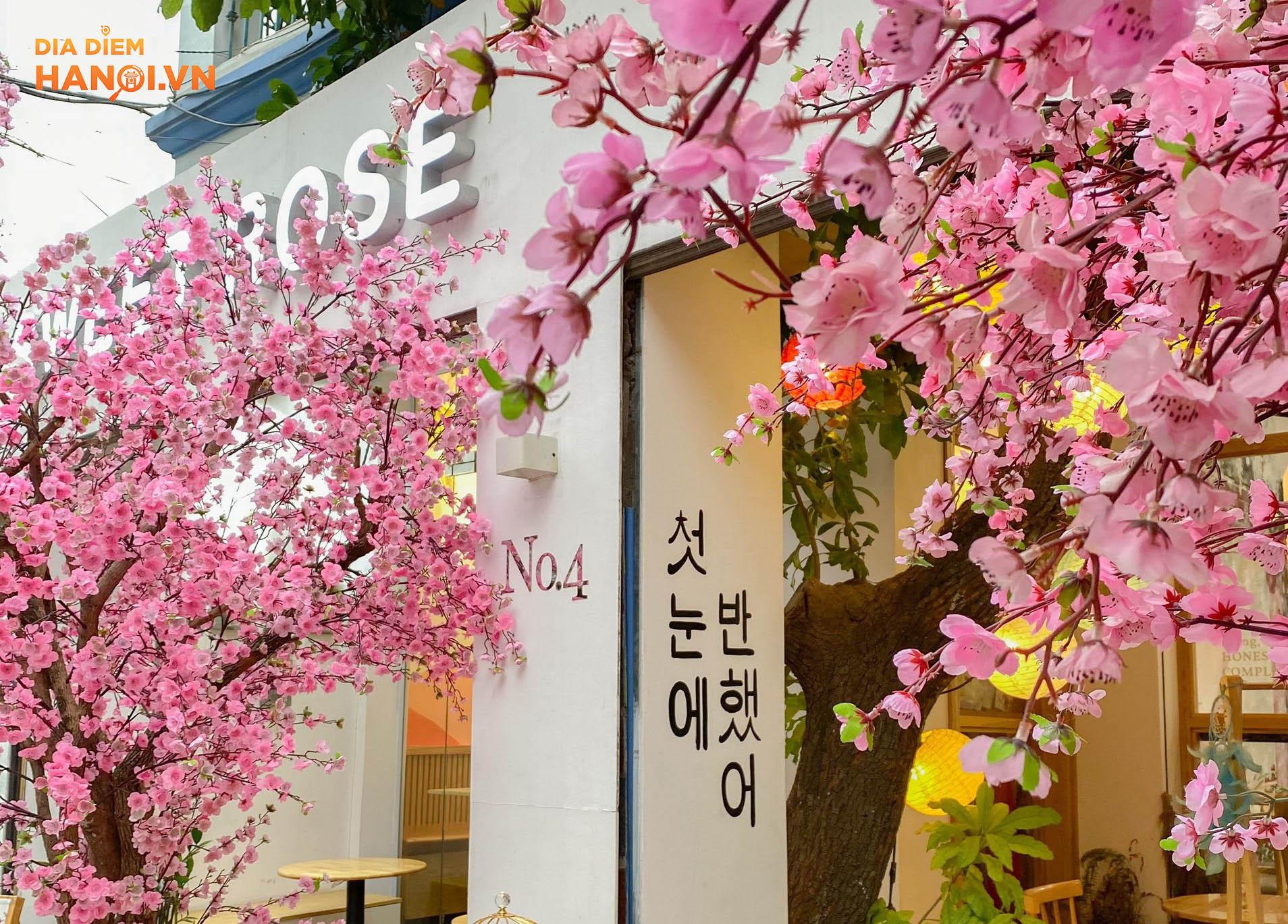 Quán cafe nổi tiếng nhất Hà Nội