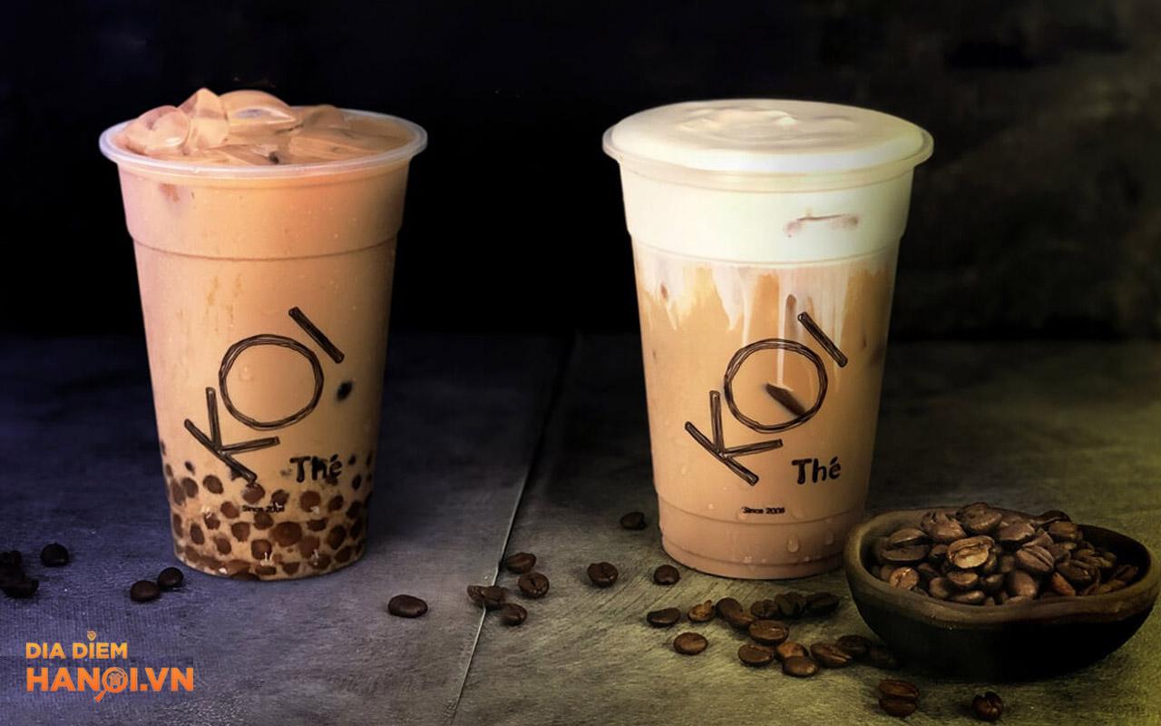 Trà sữa The Koi Thé