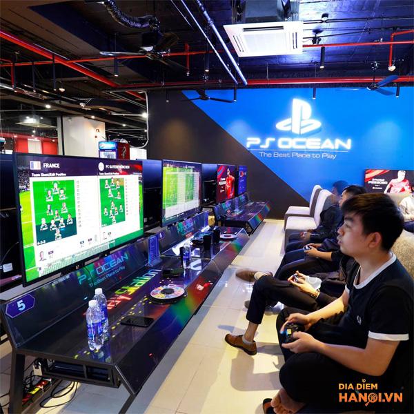 Quán PS4